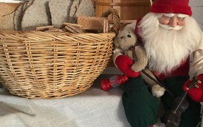 Skärgårdskrogens klassiska julbord